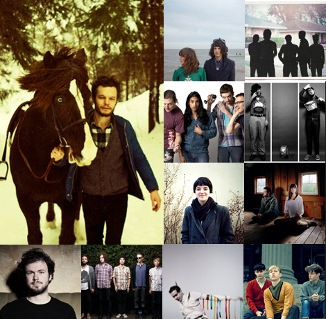 bestalbums2010 Indie Music Filters Best Albums of 2010
