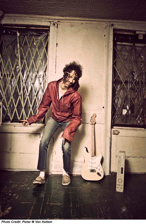 darwindeez window Video: DNA by Darwin Deez