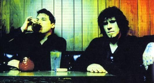 Gutter Twins Indie Music Filter