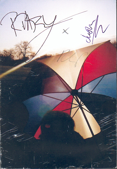 joyformidable signed More Joy Formidable