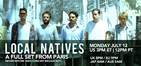 localnatives fbook Local Natives On Facebook