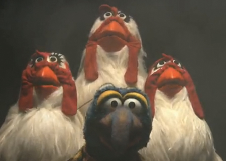 muppets New Videos On IMF.tv: Washed Out, Fredrik, The Muppets
