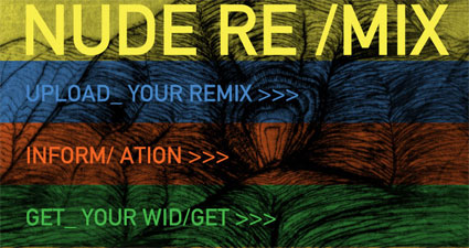 nuderemix Radiohead Remix Contest