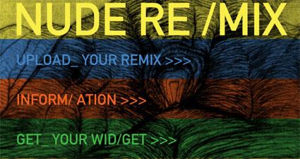 nuderemix Radiohead Remix Contest