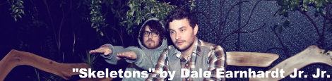 omr001 6 On My Radar: Cults, Here We Go Magic, Dale Earnhardt Jr. Jr.