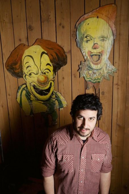sayhi clowns Stereogums Gum Drop, music delivered right to your virtual door