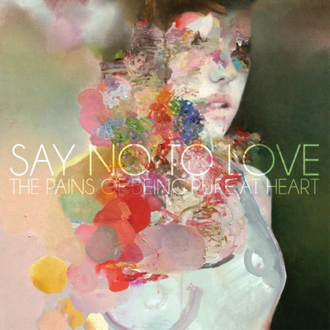 saynotolove Video: Say No To Love by The Pains Of Being Pure At Heart