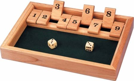 shutthebox Shut the box