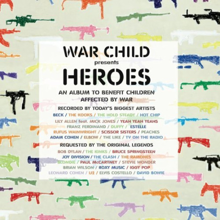 warchild War Child Heroes compilation is solid