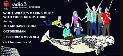 whitewhale Making Music With Your Friends tour