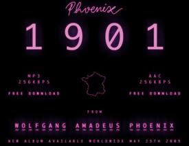 1901 1901 by Phoenix