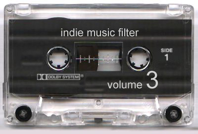 Indie Music Filter: Volume 3