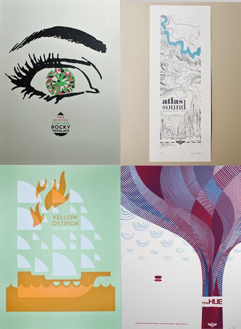 bandito4 Press For Prints: Bandito Design Co.