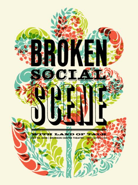 broken social scene by doublenaut