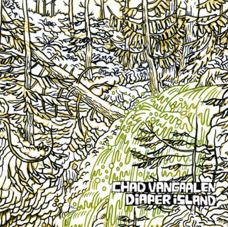 chadvangalen diaperisland Sara by Chad VanGaalen