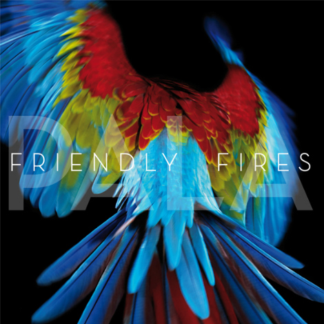 friendlyfires pala New Friendly Fires (Hawaiian Air, Blue Cassette)