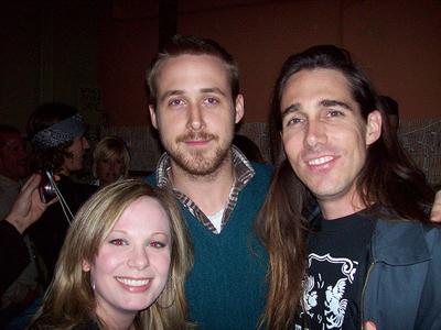 Rebecca Rienks, Ryan Gosling, Joel C. High.  Photo Credit, C Budd