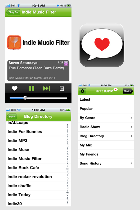 imf hypem1 Hype Machine Radio iPhone App Available Now