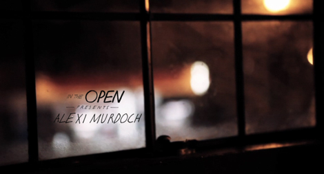 intheopen aleximurdoch Video: Crinan Wood by Alexi Murdoch (In The Open Session)