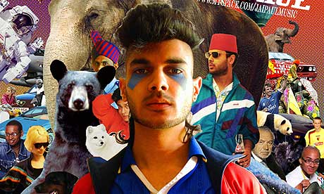 jaipaul Currently Listening To: Jai Paul