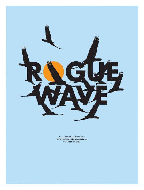 rogue wave - the small stakes