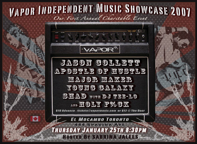 Vapor Independent Music Showcase