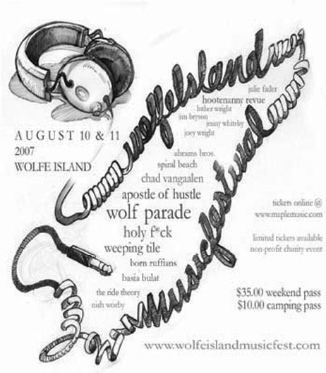 Wolfe Island Music Fest