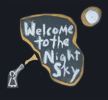 Wintersleep 'Welcome To The Night Sky'